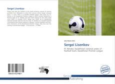 Sergei Lisenkov kitap kapağı