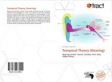 Bookcover of Temporal Theory (Hearing)