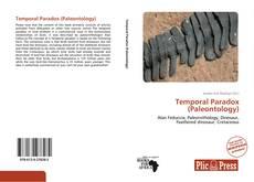 Capa do livro de Temporal Paradox (Paleontology)