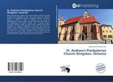 Обложка St. Andrew's Presbyterian Church (Kingston, Ontario)
