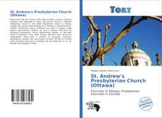Обложка St. Andrew's Presbyterian Church (Ottawa)