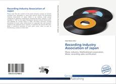 Bookcover of Recording Industry Association of Japan