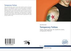 Temporary Tattoo kitap kapağı