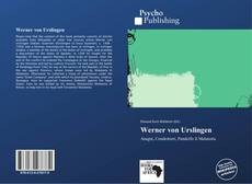 Bookcover of Werner von Urslingen