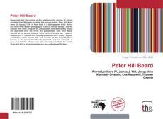 Copertina di Peter Hill Beard