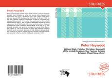 Bookcover of Peter Heywood
