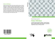 Bookcover of Peter Hill Beer