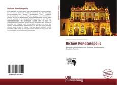 Capa do livro de Bistum Rondonópolis
