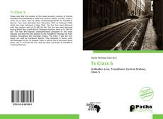 Ts Class 5 kitap kapağı