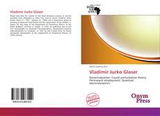 Capa do livro de Vladimir Jurko Glaser