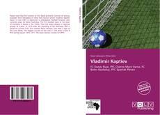 Buchcover von Vladimir Kaptiev