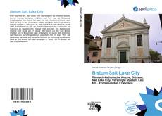 Bookcover of Bistum Salt Lake City