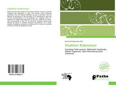 Bookcover of Vladimir Kokovtsov