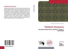 Обложка Vladimir Komarov