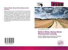 Buchcover von Dobra Wola, Nowy Dwór Mazowiecki County