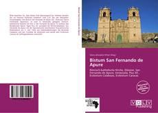 Bistum San Fernando de Apure kitap kapağı