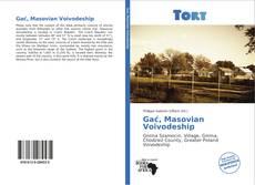 Portada del libro de Gać, Masovian Voivodeship