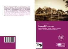 Krzyczki Szumne的封面