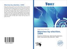 Buchcover von Werriwa by-election, 1994