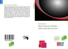 Capa do livro de Wes Craven's Chiller