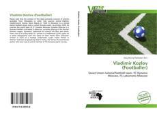 Portada del libro de Vladimir Kozlov (Footballer)