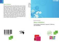 Wes Littleton kitap kapağı