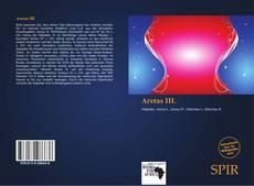 Bookcover of Aretas III.