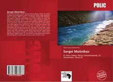 Bookcover of Sergei Mošnikov