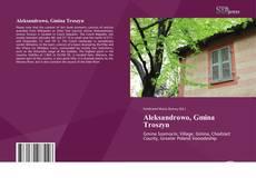 Capa do livro de Aleksandrowo, Gmina Troszyn