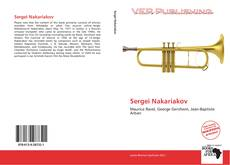 Bookcover of Sergei Nakariakov