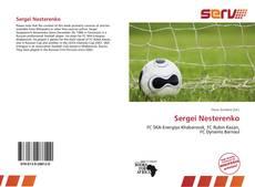 Bookcover of Sergei Nesterenko