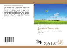 Bookcover of Recreational Demonstration Area