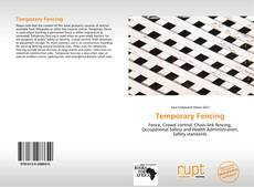 Bookcover of Temporary Fencing
