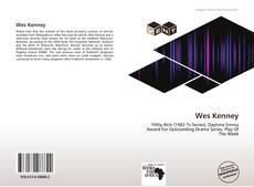 Capa do livro de Wes Kenney