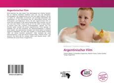 Argentinischer Film kitap kapağı