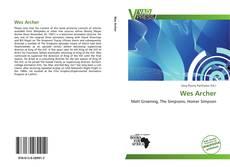 Capa do livro de Wes Archer