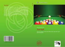 Ten-ball kitap kapağı