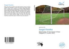 Bookcover of Sergei Pareiko
