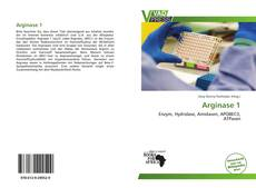 Bookcover of Arginase 1