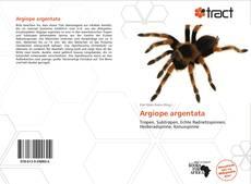 Buchcover von Argiope argentata