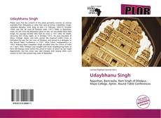 Bookcover of Udaybhanu Singh