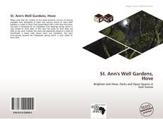 Bookcover of St. Ann's Well Gardens, Hove