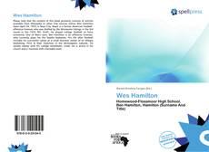Capa do livro de Wes Hamilton