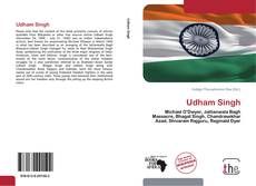 Bookcover of Udham Singh