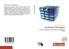 Bookcover of Rectified 9-Orthoplex