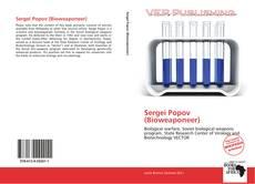 Bookcover of Sergei Popov (Bioweaponeer)