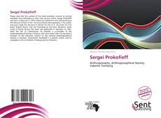 Bookcover of Sergei Prokofieff