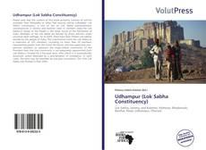 Bookcover of Udhampur (Lok Sabha Constituency)