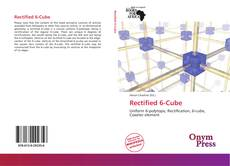 Bookcover of Rectified 6-Cube