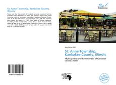 Couverture de St. Anne Township, Kankakee County, Illinois